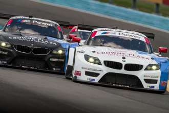 Canadian Tire Motorsport Park (formally Mosport International Raceway) is next up for BMW Team RLL as the 2014 TUDOR United SportsCar Championship makes its only visit to Canada for the July 13th Mobil 1 SportsCar Grand Prix. (07/2014)