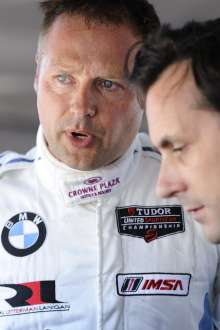 11.07.2014 to 13.07.2014, Tudor United Sportscar Championship 2014, Mobil 1 Sportscar Grand Prix Presented by Hawk Performance, Canadian Tire Motorsports Park, Bowmanville, Ontario (CAN). Andy Priaulx (GBR), No 55, BMW Team RLL, BMW Z4 GTE. This image is Copyright free for editorial use © BMW AG
