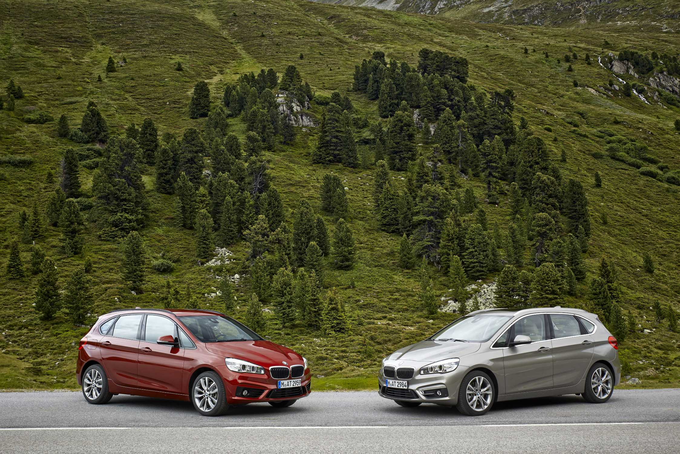 the new bmw 2 series active tourer. Black Bedroom Furniture Sets. Home Design Ideas