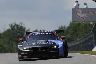 14.07.2014, Tudor United Sportscar Championship 2014, Canadian Tire Motorsport Park, Bowmanville, CA (USA). Bill Auberlen (USA), Andy Priaulx  (ENG), No 55, BMW Team RLL, BMW Z4 GTE. This image is Copyright free for editorial use © BMW AG