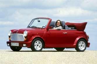 Classic Mini Convertible. (07/2014)