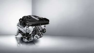 BMW X5 Security Plus V8 TwinPower Turbo engine (07/2014)