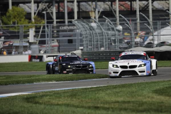 Bmw Team Rll Erreicht Die Plätze Sechs Und Sieben In Indianapolis