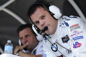 24.07.2014 to 25.07.2014, Tudor United Sportscar Championship 2014, Brickyard Grand Prix, Indianapolis Motor Speedway, Indianapolis, Indiana (USA). Dirk Müller (DEU), No 56, BMW Team RLL, BMW Z4 GTE. This image is Copyright free for editorial use © BMW AG