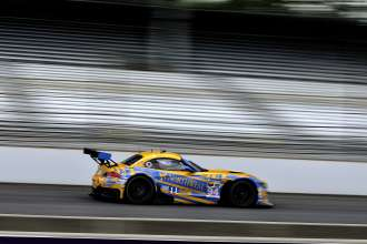 24.07.2014 to 25.07.2014, Tudor United Sportscar Championship 2014, Brickyard Grand Prix, Indianapolis Motor Speedway, Indianapolis, Indiana (USA). Dane Cameron (USA), Paul Dalla Lana (CAN), No 94, Turner Motorsports, BMW Z4. This image is Copyright free for editorial use © BMW AG