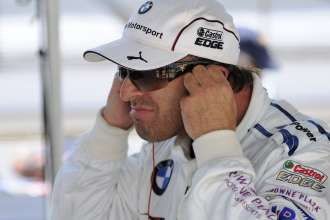 24.07.2014 to 25.07.2014, Tudor United Sportscar Championship 2014, Brickyard Grand Prix, Indianapolis Motor Speedway, Indianapolis, Indiana (USA). Bill Auberlen (USA), No 55, BMW Team RLL, BMW Z4 GTE. This image is Copyright free for editorial use © BMW AG