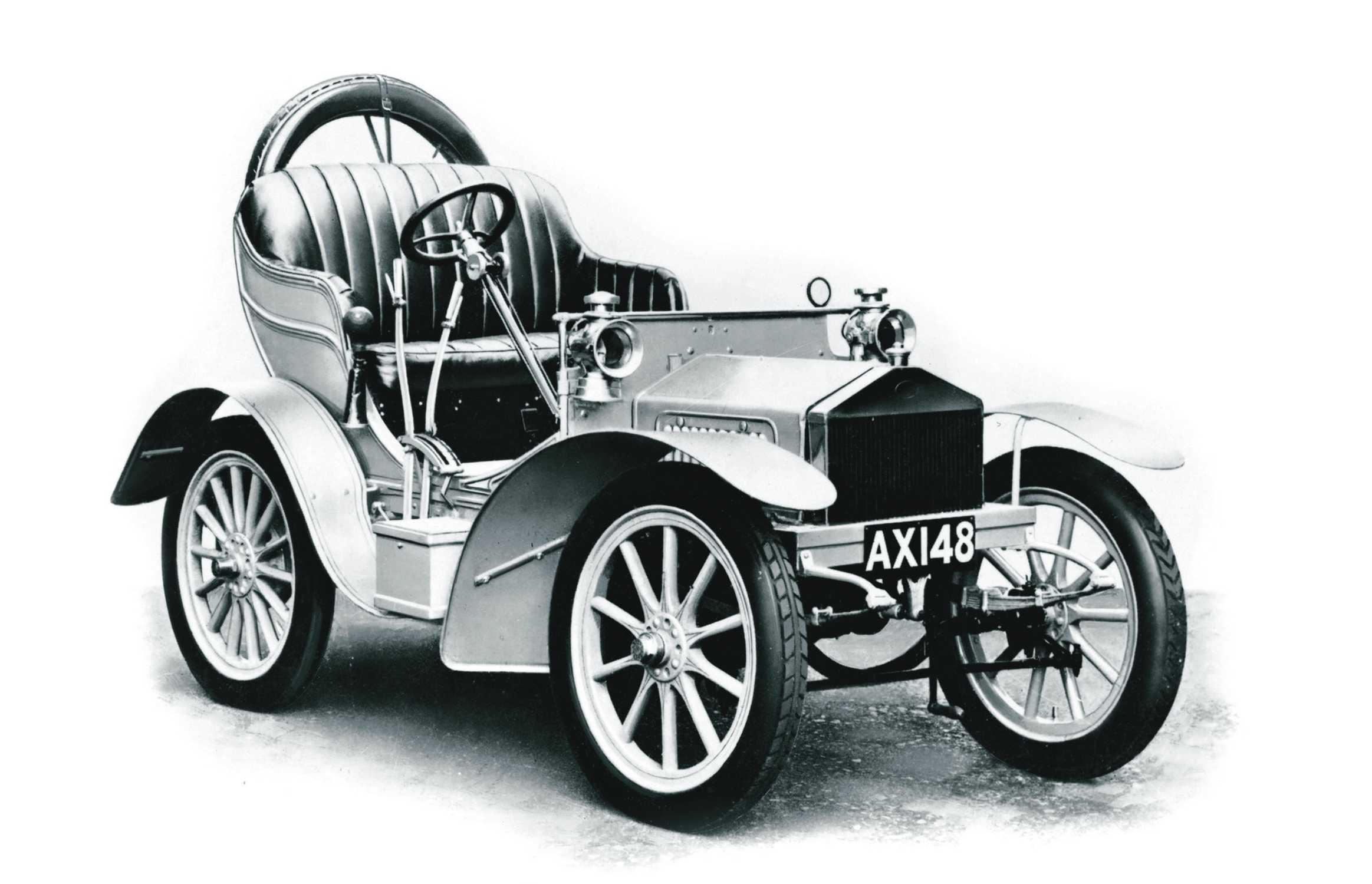 1904 ROLLS-ROYCE 10HP, TWO CYLINDER CAR