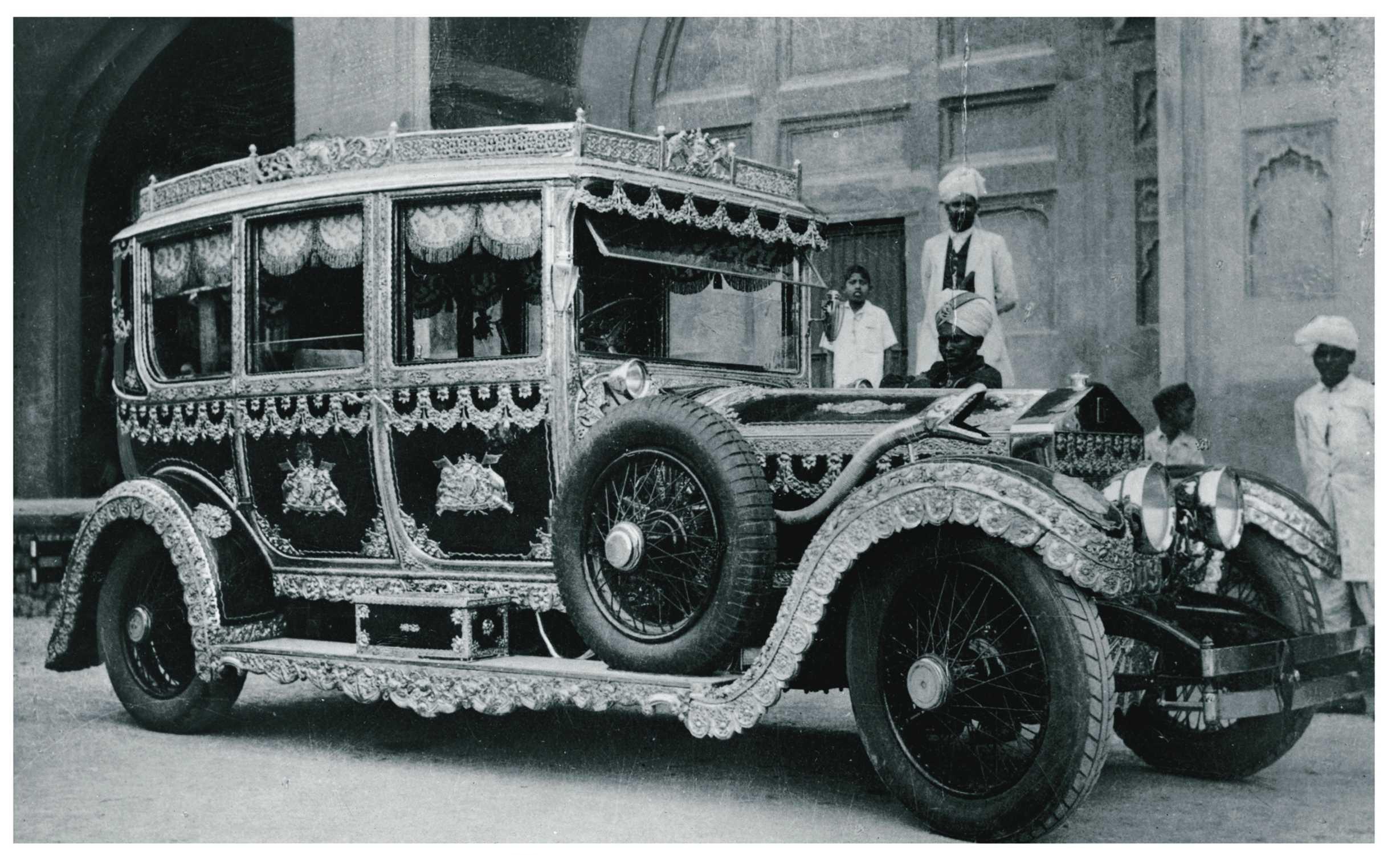 1920 1922 Rolls Royce Silver Ghost