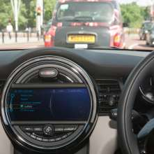 MINI & JustPark - A world first in smart parking.