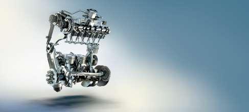 BMW TwinPower Turbo three-cylinder petrol engine (07/2014)