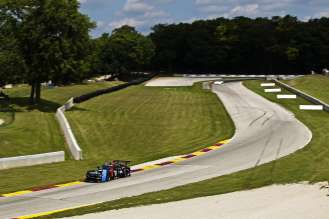 On August 10th, BMW Team RLL will race at Road America for the sixth-consecutive year in the 2.75-hour Road Race Showcase. (08/2014)