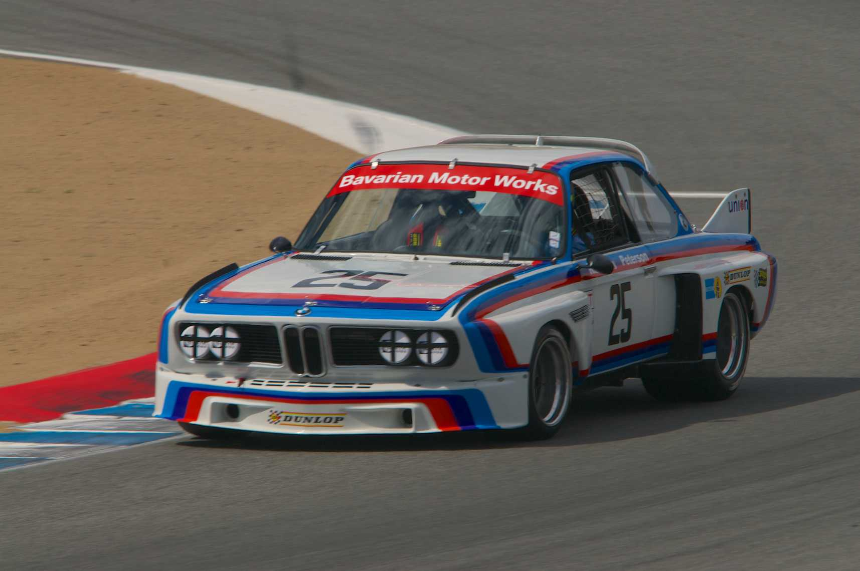 BMW of North America CEO to Race Historic BMW 3.0 CSL at the Rolex ...