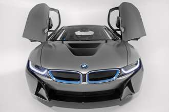 BMW i8 Concours d'Elegance Edition. (08/2014)