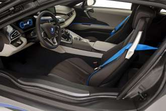 2015 BMW i8 Pebble Beach Concours d'Elegance Edition (08/2014)