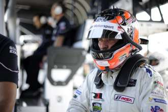08.08.2014 to 10.08.2014, Tudor United Sportscar Championship 2014, Continental Tire Road Race Showcase, Road America, Elkhart Lake, WI (USA). Bill Auberlen (USA), No 55, BMW Team RLL, BMW Z4 GTE. This image is Copyright free for editorial use © BMW AG