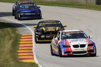 BMW Drivers at Road America. CTSCC. Round 9. Aug. 9, 2014.