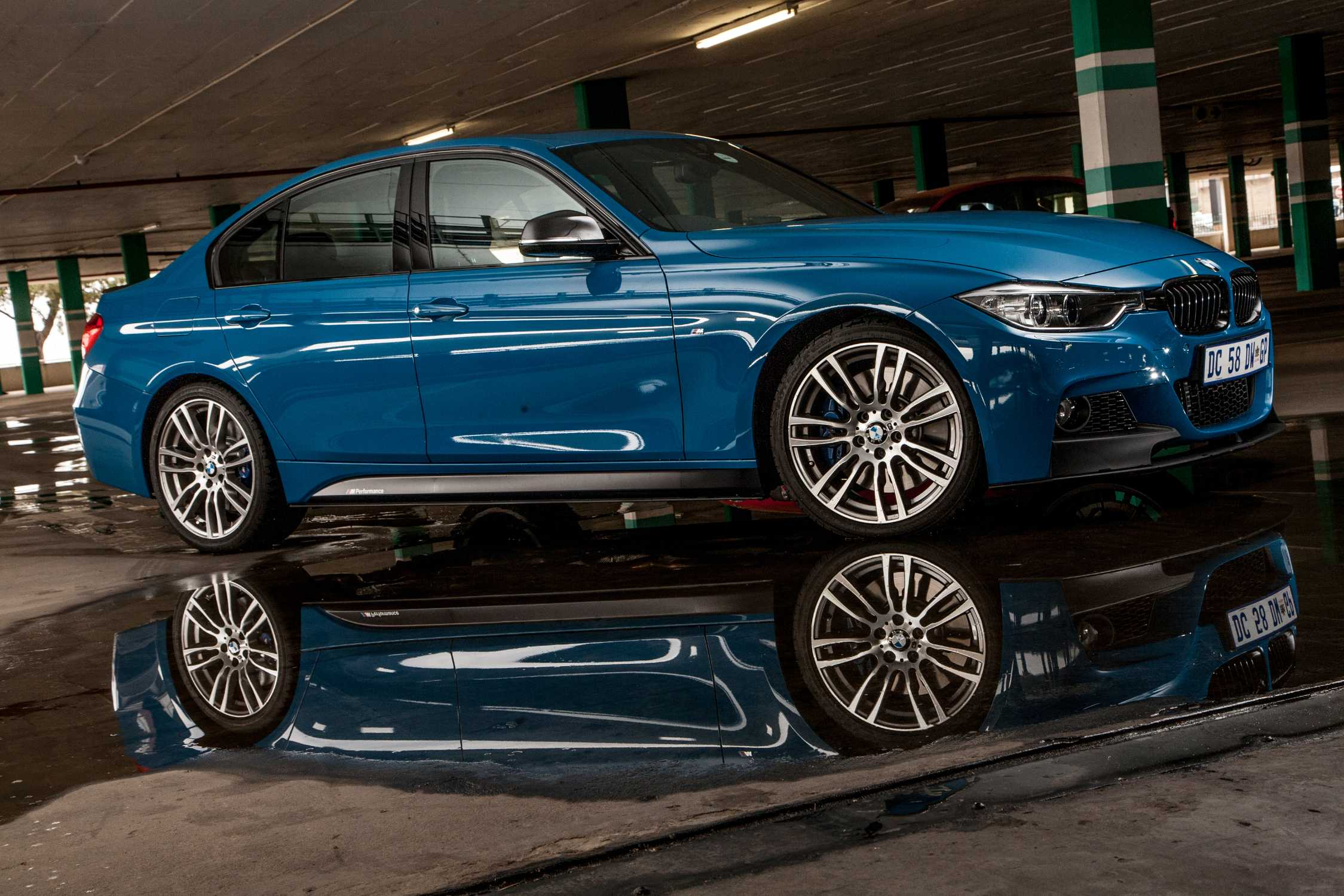 The New Bmw 3 Series Sedan M Performance Edition