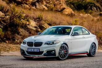 BMW M Performance Parts for the BMW 2 Series Coupé now