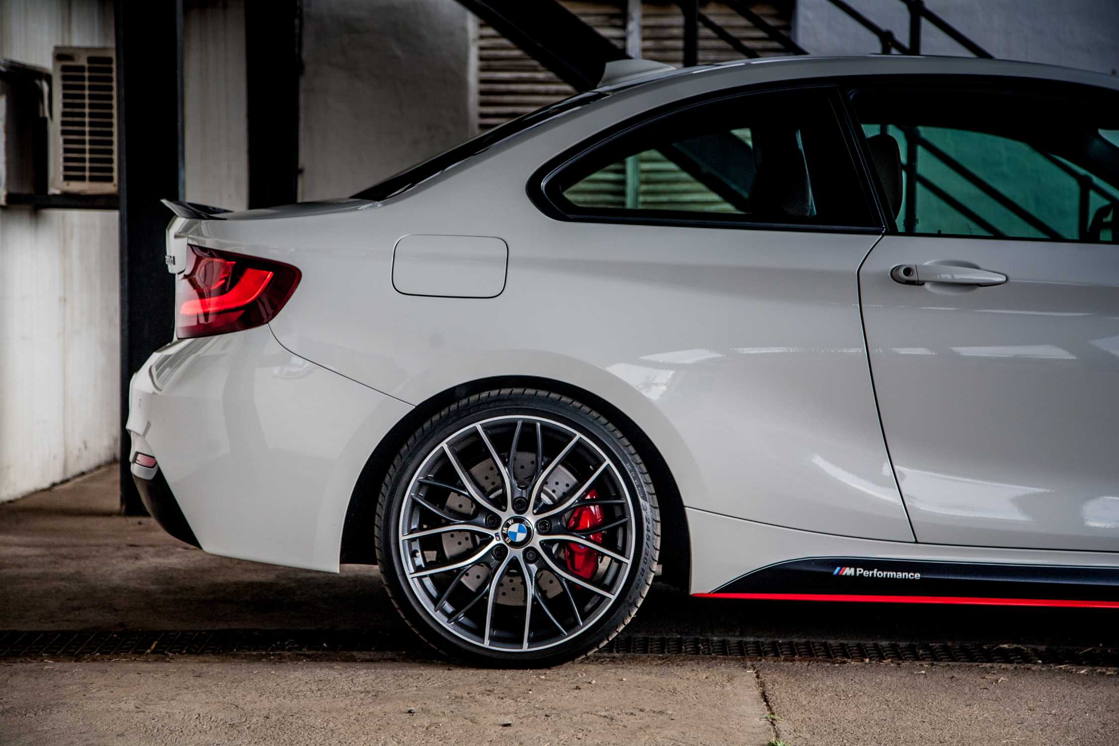 The Bmw 2 Series Coupe M Performance Parts 08 2014