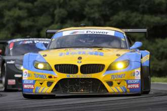 22.08.2014 to 24.08.2014, Tudor United Sportscar Championship 2014, Oak Tree Grand Prix at VIR, Virginia International Raceway, Danville, VA (USA). Dane Cameron (USA), Markus Palttala (FIN), No 94, Turner Motorsports, BMW Z4. This image is Copyright free for editorial use © BMW AG