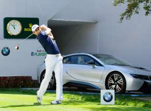 2008 BMW Championship winner Camilo Villegas attempted to recreate Arnold Palmer's historic drive from the 1960 U.S. Open at Cherry Hills Country Club's 1st tee to kick-off the 2014 BMW Championship, using a replica Persimmon driver with a steel shaft and wood head from the same era. BMW made an additional $10,000 donation to the Evans Scholars Foundation, which grants full college scholarships to young deserving caddies of financial need. Since BMW became title sponsor in 2007, the tournament has raised more than $16 million for the Evans Scholars Foundation. (09/2014)