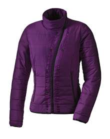 BMW Motorrad rider equipment 2015 Ride. TourShell thermal jacket, ladies', purple. (09/2014)