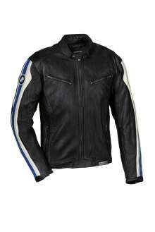 BMW Motorrad rider equipment 2015 Ride. Club leather jacket, men's. (09/2014)