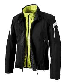 BMW Motorrad rider equipment 2015 Ride. TourShell jacket, men's, black. (09/2014)