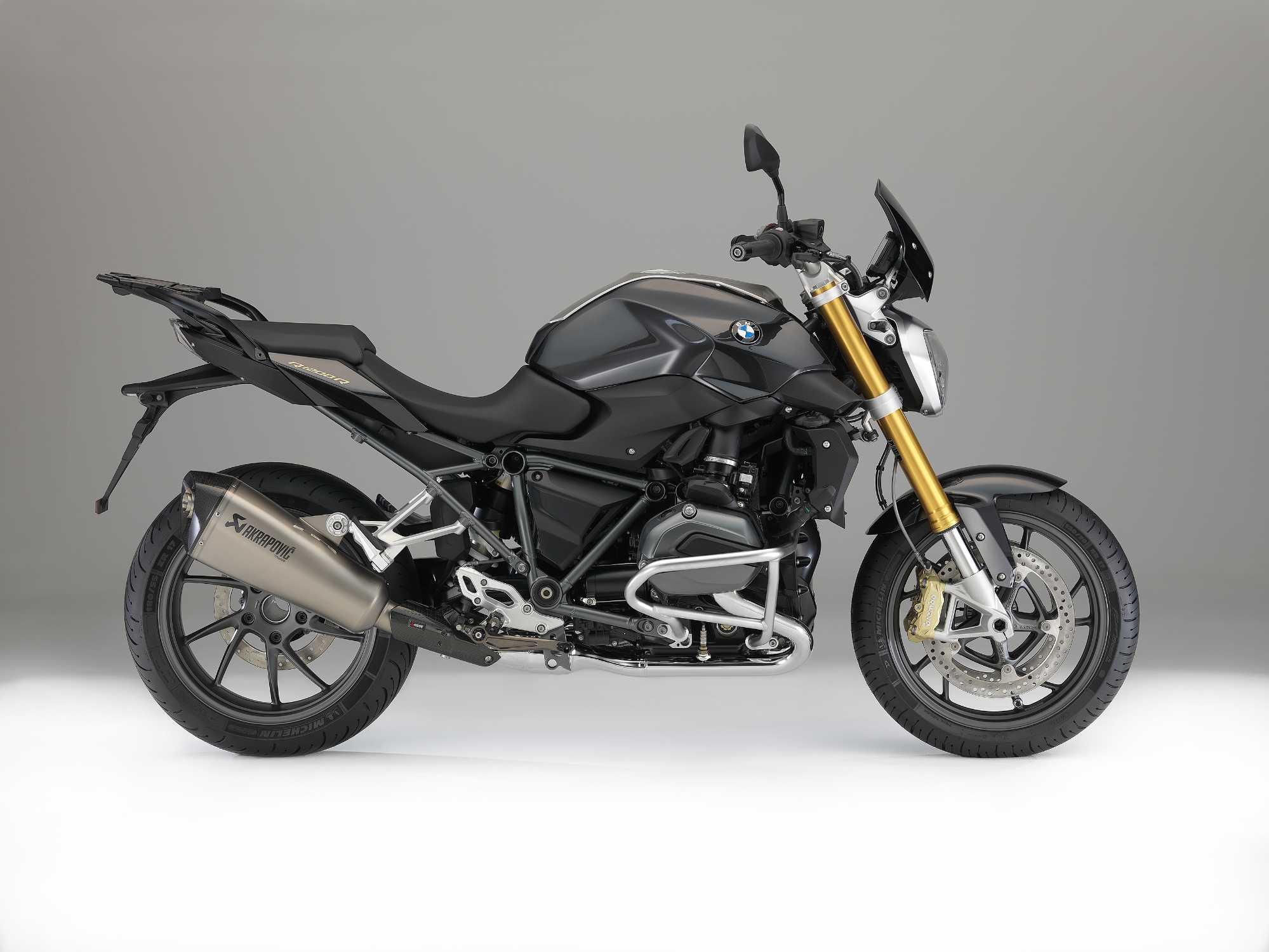 bmw r 1200 r with special accessories luggage grid. Black Bedroom Furniture Sets. Home Design Ideas