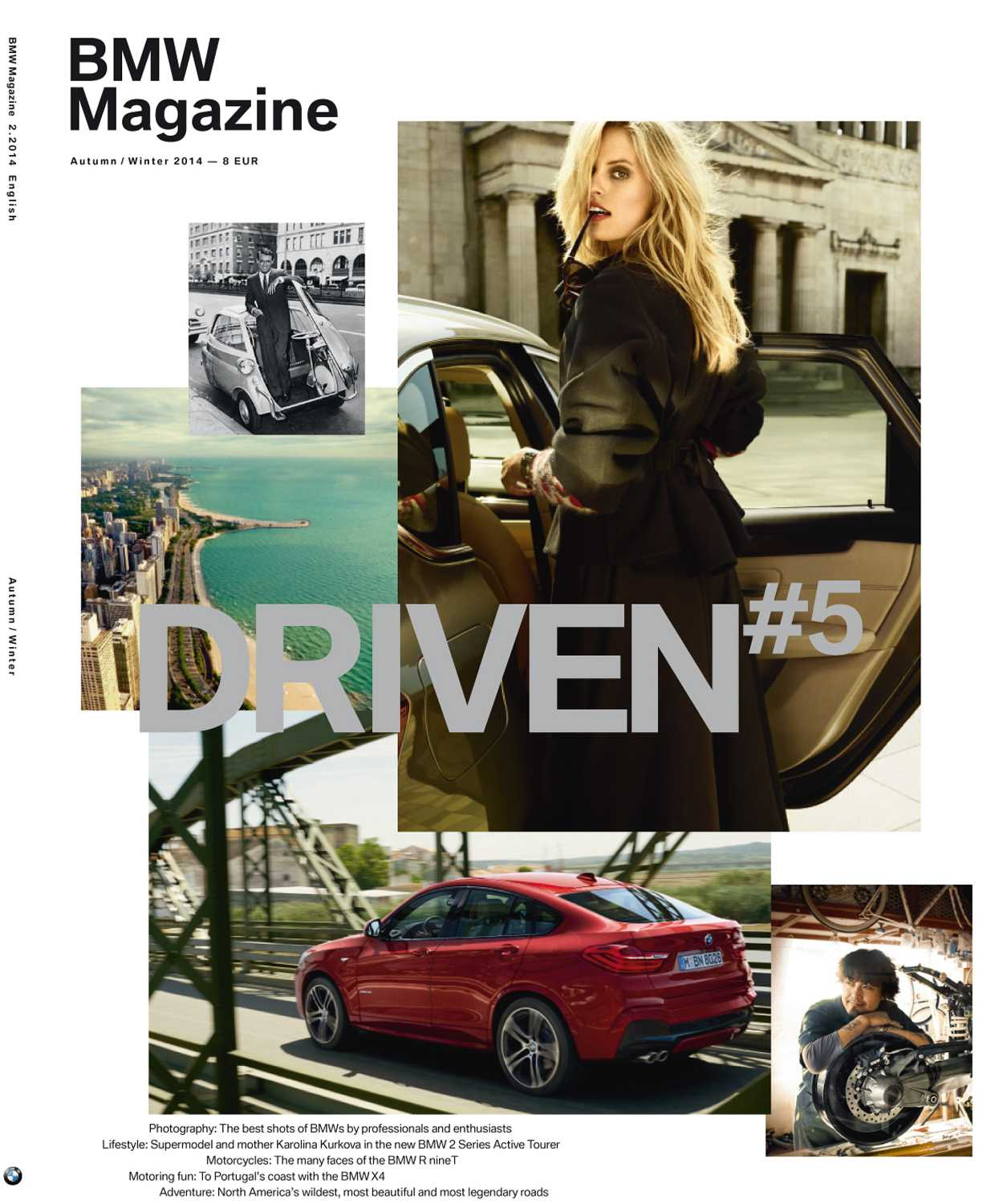 BMW Magazine now available in digital form worldwide