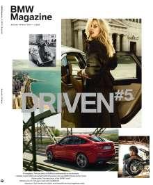 Das BMW Magazin ist jetzt weltweit digital verfügbar (09/2014).