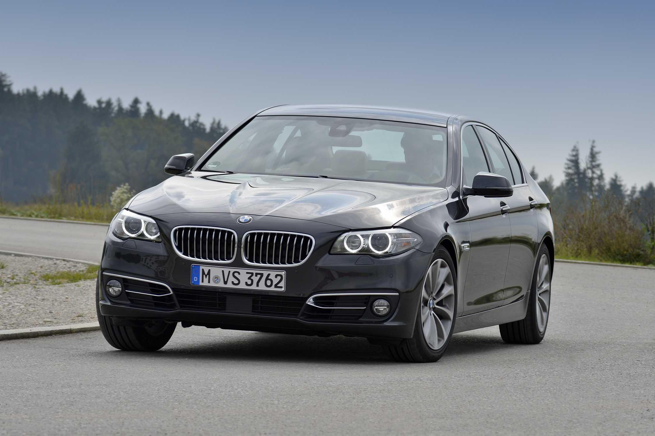 Der neue BMW 518d & 520d