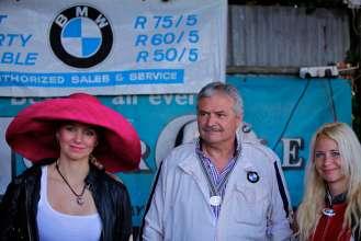 BMW Group Classic auf dem Goodwood Revival 2014 (09/2014)