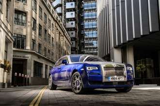 Rolls Royce Ghost Series Ii Acclaimed World S Best Super Luxury Car At Prestigious What Awards
