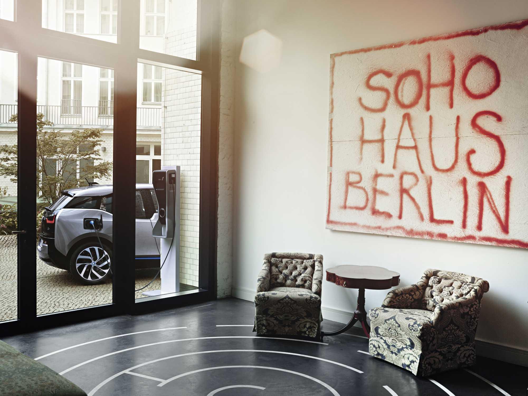 BMW I U0026 Soho House Announce Global Partnership. Exploration Of Innovation,  Arts And Design.