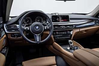 On Location BMW X6 xDrive50i (10/2014).