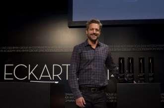 ECKART 2014, BMW Museum: Jon Rose (ECKART für Kreative Verantwortung und Genuss) (10/2014)