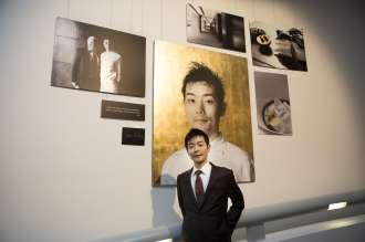 ECKART 2014, BMW Museum: Shuzo Kishida (ECKART für Innovation) (10/2014)