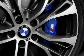 BMW X6 mit M Performance Parts (12/2014).