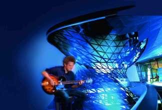 BMW Welt Jazz Award. (c) BMW AG