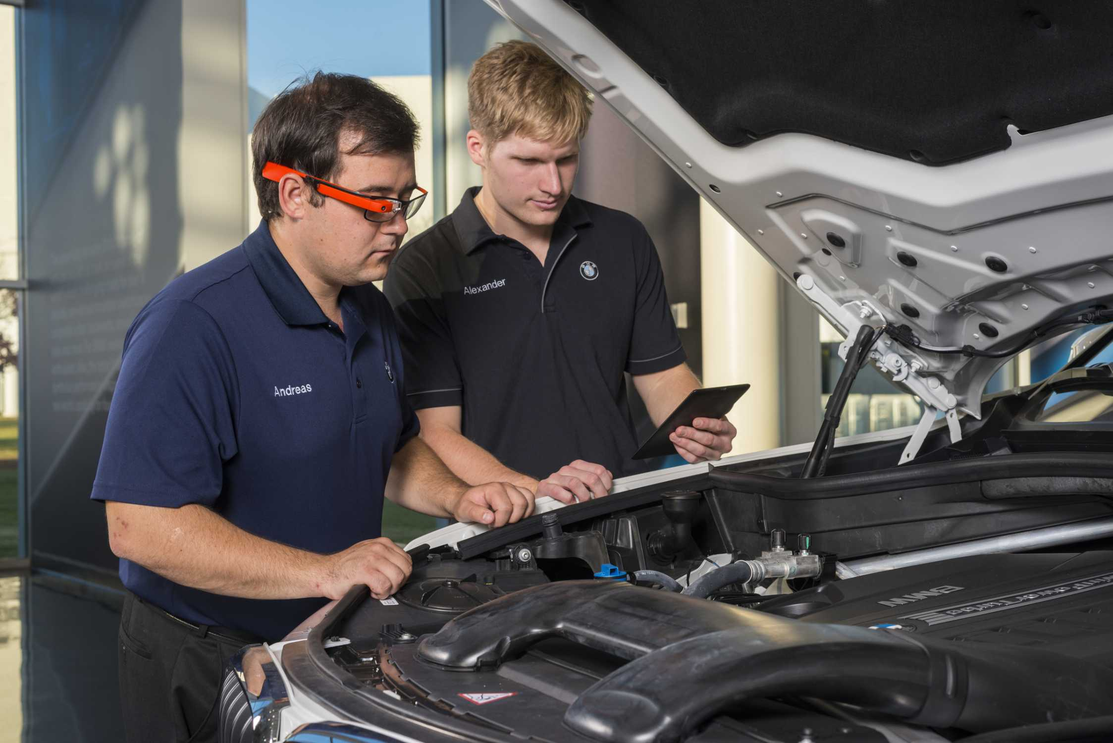 Visual Inspection With Memory Function Bmw Group Tests