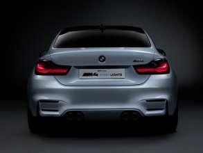 BMW M4 Concept Iconic Lights, BMW Organic Light, Drive Modus (01/2015)