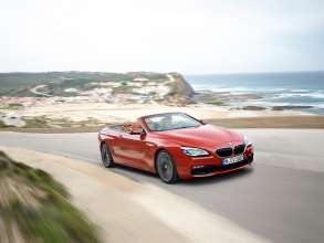The new BMW 6 Series Convertible - Exterior. (12/2014)