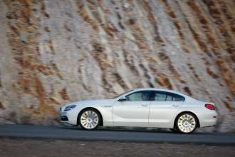 The new BMW 6 Series Gran Coupe - Exterior. (12/2014)
