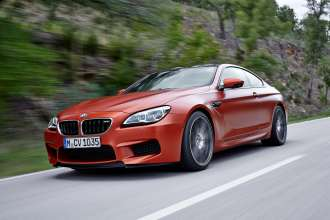 The new BMW M6 Coupé - Exterior. (12/2014)