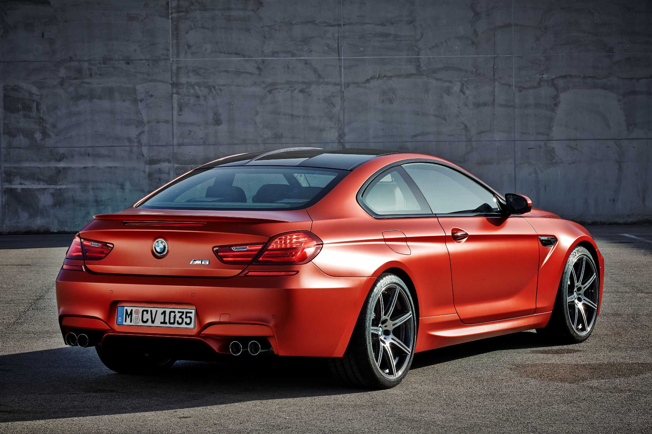 The New Bmw M6 Coupe New Bmw M6 Convertible And New Bmw M6 Gran Coupe