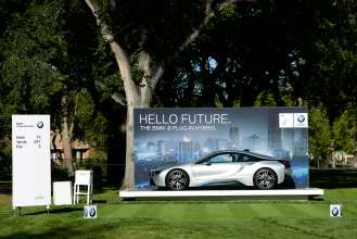 Continuing the tradition at the 2014 BMW Championship, premium incentives were available for the first player to achieve a hole-in-one during the tournament, including the opportunity to receive the all-new BMW i8, the revolutionary plug-in hybrid sports car, the 15th Hole Hole-in-One vehicle. The 2014 BMW Championship was held at Cherry Hills Country Club in Cherry Hills Village, Colo., September 4-7.