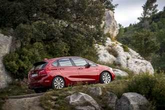 Der neue BMW 220d xDrive Active Tourer (11/2014).