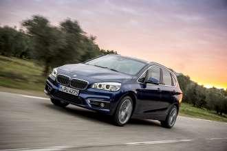 Der neue BMW 225i xDrive Active Tourer (11/2014).