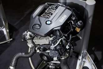 TwinPower Turbo 4-Zylinder Dieselmotor. (11/2014)